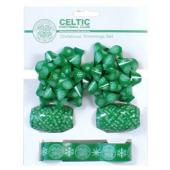 Celtic F.C. Christmas Trimmings Set