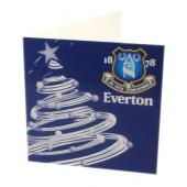 Everton F.C. 10 Pack Christmas Cards