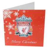 Liverpool F.C. 10 Pack Christmas Cards