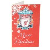 Liverpool F.C. 12 Pack Christmas Gift Tags