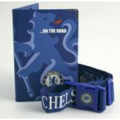 Chelsea F.C. Passport & Luggage Strap