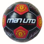 Manchester United F.C. Signature Football BLK