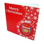 Arsenal F.C. 10 Pack Christmas Cards