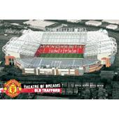Manchester United F.C. Theatre of Dreams Poster
