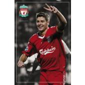 Liverpoof F.C. Gerard pin up Poster