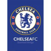 Chelsea F.C. Club Crest Poster
