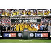 Chelsea F.C. FA Cup Winners 09 Poster