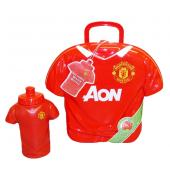 Manchester United F.C. Shirt Lunch Box