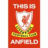 Liverpool F.C. This is Anfield Poster